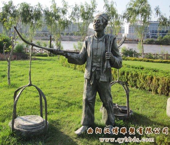 1木头雕像机