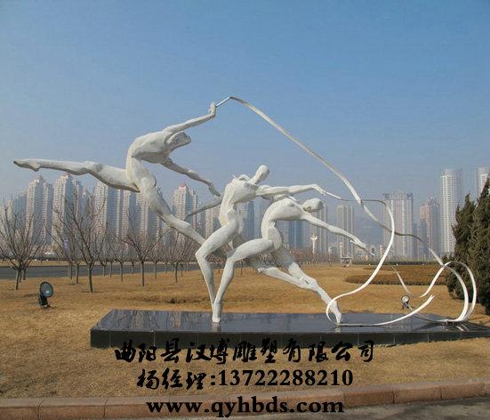 运动雕塑,小品雕塑,城市景观雕塑-ds601