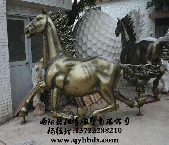 动物雕塑,马雕塑,商业街雕塑-ds131_小品雕塑,人物,街