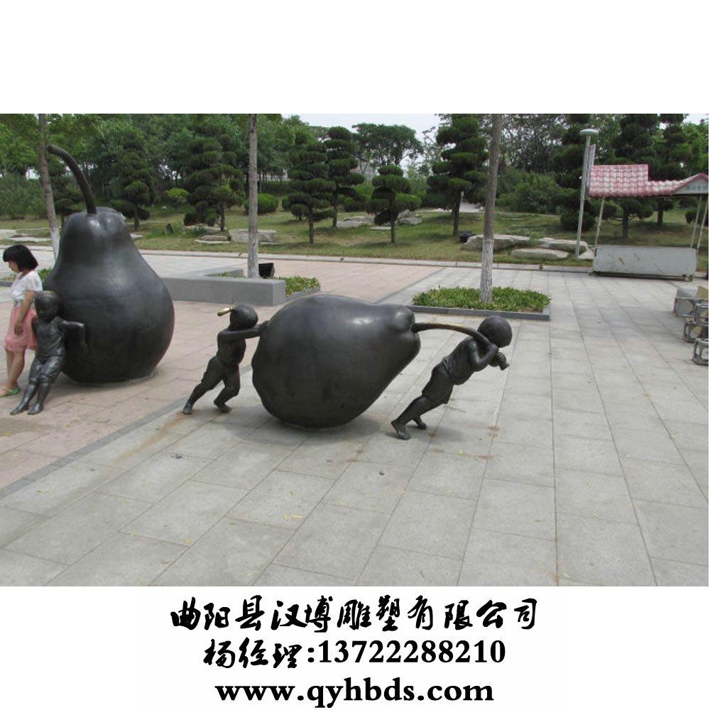 小孩人物雕塑_小品雕塑,人物雕塑,商业街雕塑,校园雕塑