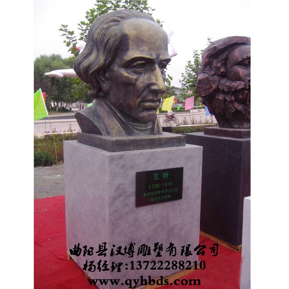 校园雕塑 瓦特名人雕塑_小品雕塑,人物雕塑,商业街