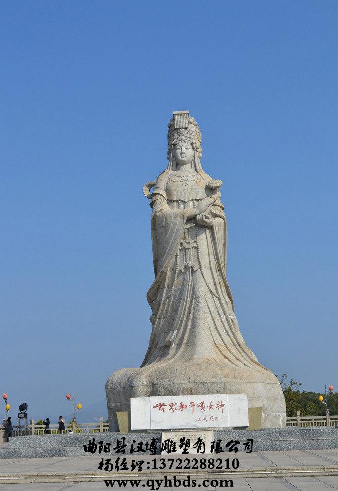 广场雕塑 世界和平女神雕塑_小品雕塑,人物雕塑,商业